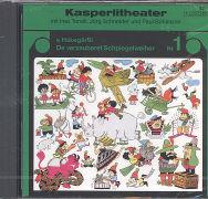 Cover-Bild zu s' Häxegärtli / De verzaubert Spiegelweiher