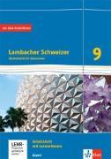 Cover-Bild zu Lambacher Schweizer Mathematik 9. Arbeitsheft plus Lösungsheft und Lernsoftware Klasse 9. Ausgabe Bayern
