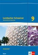 Cover-Bild zu Lambacher Schweizer Mathematik 9. Arbeitsheft plus Lösungsheft Klasse 9. Ausgabe Bayern