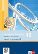 Cover-Bild zu Lambacher Schweizer. 10. Schuljahr. Arbeitsheft plus Lösungsheft und Lernsoftware. Bayern