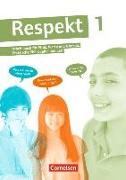 Cover-Bild zu Respekt Bd. 1. Schülerbuch von Brüning, Barbara