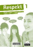 Cover-Bild zu Respekt 1. Handreichungen für den Unterricht von Brüning, Barbara