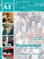 Cover-Bild zu Begegnungen A1+. Integriertes Kurs- und Arbeitsbuch von Buscha, Anne