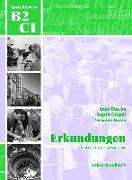 Cover-Bild zu Erkundungen Deutsch als Fremdsprache B2/C1. Lehrerhandbuch von Buscha, Anne