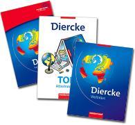 Cover-Bild zu Diercke Weltatlas. Bisherige Ausgabe. Mit CD-ROM Kartographie entdecken und Arbeitsheft TOP Atlastraining