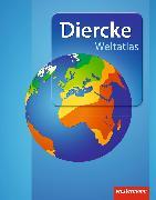 Cover-Bild zu Diercke Weltatlas. Ausgabe 2015 von Domdey, Christian