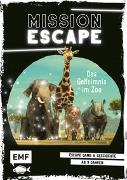 Cover-Bild zu Mission Escape - Das Geheimnis im Zoo