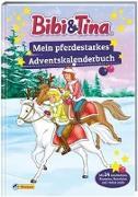 Cover-Bild zu Bibi und Tina: Mein pferdestarkes Adventskalenderbuch