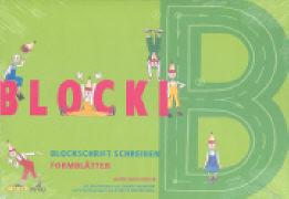 Cover-Bild zu Blocki - Blockschrift schreiben von Bieder Boerlin, Agathe