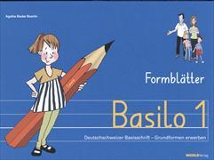 Cover-Bild zu Basilo 1. Formblätter von Bieder Boerlin, Agathe