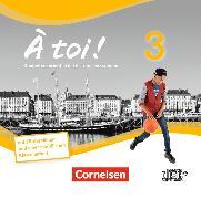 Cover-Bild zu À toi! 3. Kompetenzorientierte Leistungsmessungen von Faißt, Stefanie