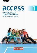 Cover-Bild zu English G Access 1. 5. Schuljahr. Allgemeine Ausgabe. Vorschläge zur Leistungsmessung von Heinrich, Raphael