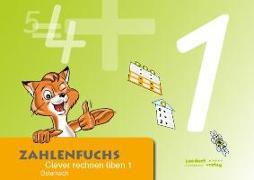 Cover-Bild zu Zahlenfuchs 01 (Ausgabe Österreich) von Auras, Thomas