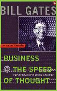 Cover-Bild zu Business at the Speed of Thought (eBook) von Gates, Bill