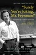 "Cover-Bild zu ""Surely You're Joking, Mr. Feynman!"": Adventures of a Curious Character von Feynman, Richard P."