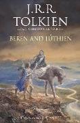 Cover-Bild zu Beren and Luthien von Tolkien, John Ronald Reuel