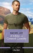 Cover-Bild zu Soldier In Conard County (eBook) von Lee Rachel, Lee Rachel