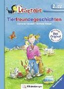 Cover-Bild zu Tierfreundegeschichten von Neudert, Cornelia