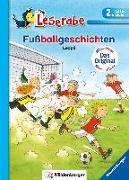 Cover-Bild zu Fußballgeschichten von Leopé
