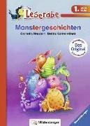 Cover-Bild zu Monstergeschichten von Neudert, Cornelia