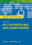 Cover-Bild zu Die Entdeckung der Currywurst. Königs Erläuterungen (eBook) von Timm, Uwe