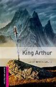 Cover-Bild zu Oxford Bookworms Library: Starter Level:: King Arthur von Hardy-Gould, Janet