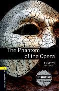 Cover-Bild zu Oxford Bookworms Library: Level 1:: The Phantom of the Opera von Leroux, Gaston