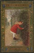 Cover-Bild zu Secret Garden (eBook) von Frances Hodgson Burnett, Burnett