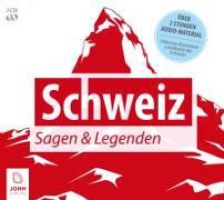 Cover-Bild zu Schweiz - Sagen und Legenden