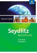 Cover-Bild zu Seydlitz Weltatlas Projekt Erde. Arbeitsheft. Ausgabe 2016