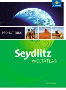 Cover-Bild zu Seydlitz Weltatlas Projekt Erde - Aktuelle Ausgabe
