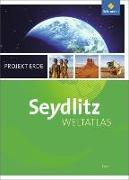 Cover-Bild zu Seydlitz Weltatlas Projekt Erde. Bayern. Aktuelle Ausgabe