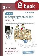 Cover-Bild zu Einfache Lesespurgeschichten Deutsch 7-8 (eBook) von Bößel, Christiane
