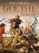 Cover-Bild zu Novelle (eBook) von Goethe, Johann Wolfgang von