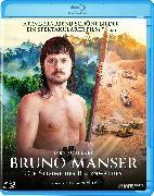 Cover-Bild zu Bruno Manser - Die Stimme des Regenwaldes Blu Ray von Niklaus Hilber (Reg.)