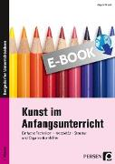 Cover-Bild zu Kunst im Anfangsunterricht (eBook) von Mrusek, Angela
