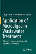 Cover-Bild zu Bux, Faizal (Hrsg.): Application of Microalgae in Wastewater Treatment