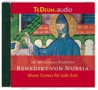 Cover-Bild zu Puchiza, Michaela (Beitr.): Benedikt von Nursia
