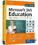 Cover-Bild zu Malter, Stefan: Microsoft 365 Education