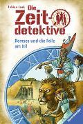 Cover-Bild zu Lenk, Fabian: Die Zeitdetektive, Band 38: Ramses und die Falle am Nil