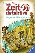 Cover-Bild zu Lenk, Fabian: Die Zeitdetektive, Band 40: Die goldene Göttin von Athen