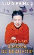 Cover-Bild zu Das Leben der Simone de Beauvoir