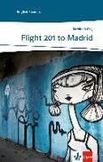 Cover-Bild zu Flight 201 to Madrid von Clay, Kathleen