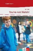 Cover-Bild zu You're not Welsh! von Smith, Roz