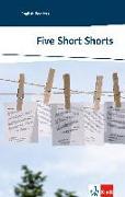 Cover-Bild zu Five Short Shorts von Kaymer, Günter (Hrsg.)