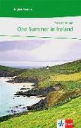 Cover-Bild zu One Summer in Ireland von McDonagh, Terry
