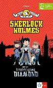 Cover-Bild zu Baker Street Academy: Sherlock Holmes And The Disappearing Diamond von Hearn, Sam