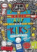 Cover-Bild zu Tom Gates: Voll auf den Keks (Gekrümelt wird immer) von Pichon, Liz