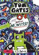 Cover-Bild zu Tom Gates: Monster? Welches Monster? von Pichon, Liz