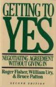 Cover-Bild zu Ury, William L.: Getting to Yes